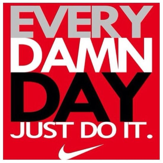 #NikeGANG