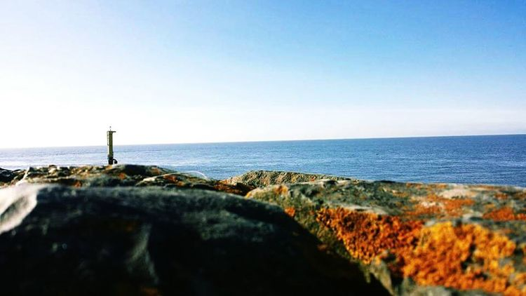 Horizon Over Water Beauty In Nature Outdoors Beach Sea Water Sky Nature No People Clouds, Nature, My View Nature Photographer