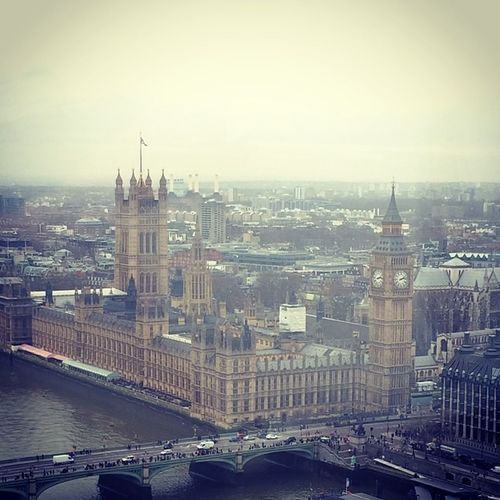 LondonEye Amazing London IgersOfLondon Westminster Bigben