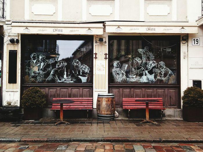 Looks Like Fun Pub Lithuania Kaunas Old Town Savanoriu Eyeemphotography Eye4photography  EyeEm Best Shots