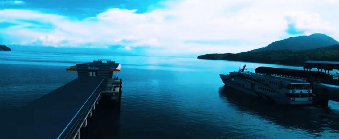 Balohan sabang Sabang INDONESIA Island Aceh Seascape Sabangfair Panorama Pulau Weh Sabang Island Water Nautical Vessel Sea Harbor Sailing Ship Moored Sky Cloud - Sky Shipyard Ship Cargo Container Shipping  Commercial Dock Freight Transportation