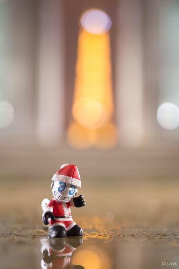 A l'année prochaine Père Noël
