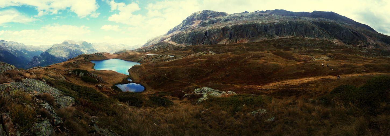 L'alpe d'huez... Blime Paysage Montagne Alpe D'huez Lac