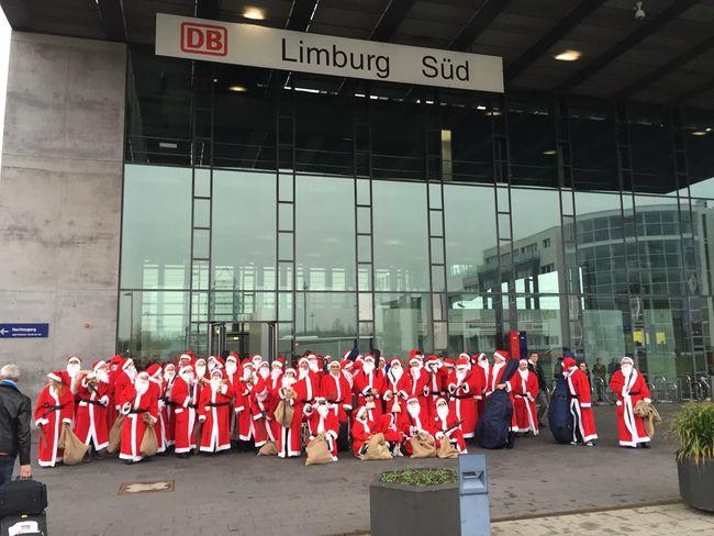 Nikolaus Deutsche Bahn