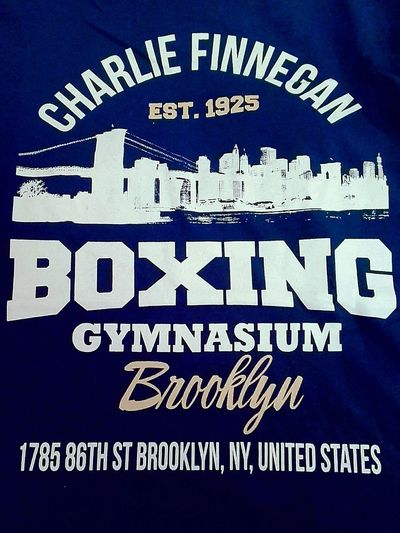 Boxing Gymnasium Brooklyn Est.1925 Brooklyn Ny Tshirts T Shirt Tshirt Tee Shirt T Shirt Collection T Shirts Tshirt♡ Tshirtcollection Tshirtporn Teeshirt Charlie Finnegan CharlieFinnegan Boxing Gym T Shirt Design Tshirtdesign USA Tees Notices Notice Check This Out