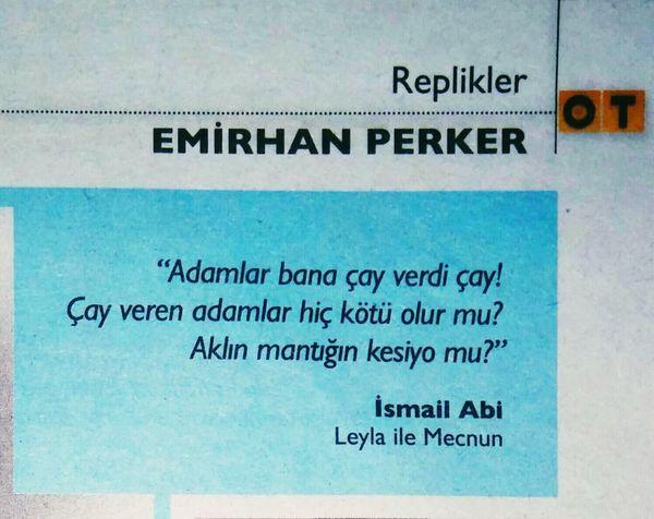 OT OTdergi Ismailabi Replikler