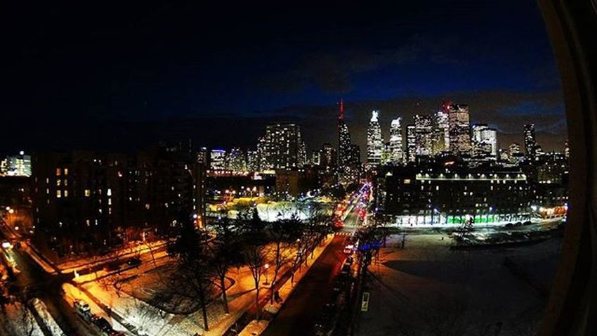 neighborhood! Citylove Viewsfromthe6 Toronto EastSide The6ix Neighborhood City Night Citylife Citynights Street Lovethiscity Streetphotography Lights Birdseyeview Skyline Photography Concretejungle Lifeofham