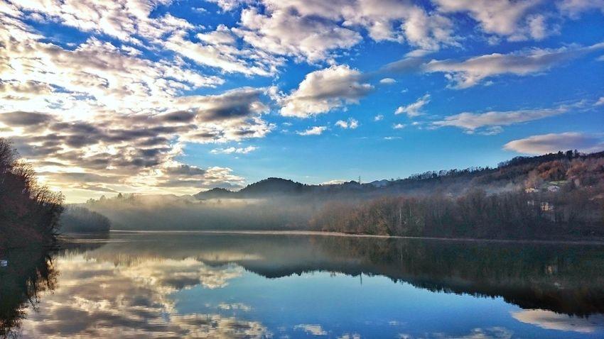 Mattina presto al lago di Pontecosi First Eyeem Photo