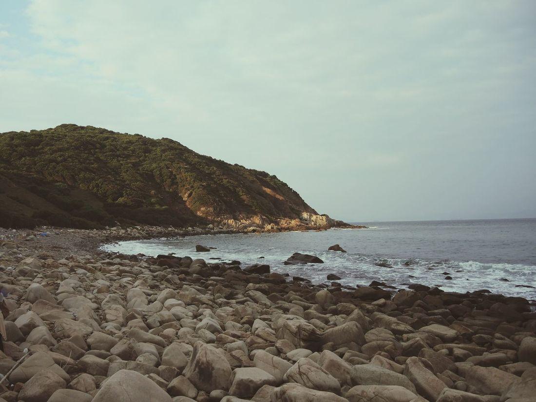 Rock Ocean Island Unrealistic