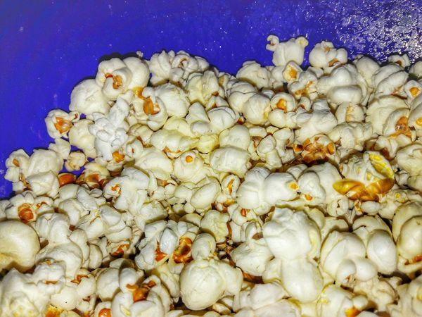 Popcorns Corn Pop Salt Mais Party Evening Watching A Movie Watch Movies Movie Night Showcase July Eyem Collection EyeEm Best Shots Food Dessert