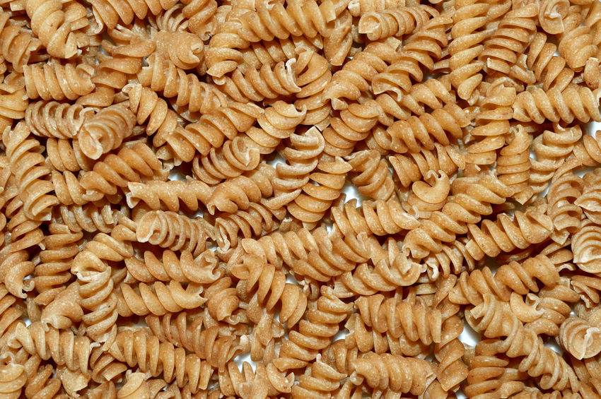 Background Cooking Eating Fusilli Ingredient Italian Food Pasta Raw Food
