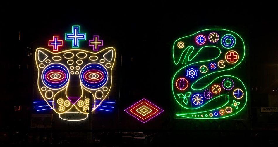 City animal lights The Week On EyeEm