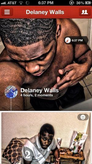 Follow Me On Path Delaney Walls