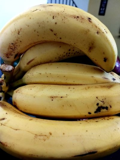 Food Banana Yellow Food And Drink Healthy Eating No People Fruit Close-up First Eyeem Photo