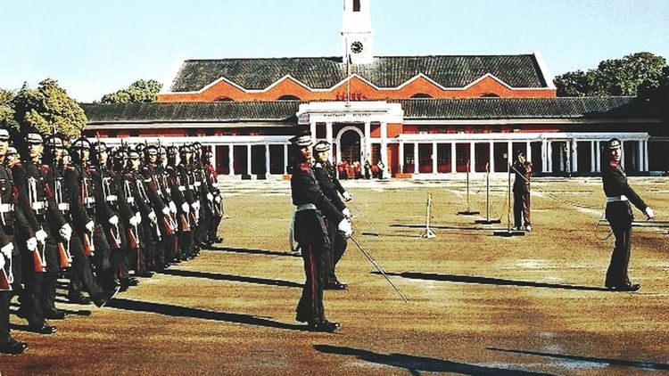 Indian Army... Indian Military Academy... my Dream