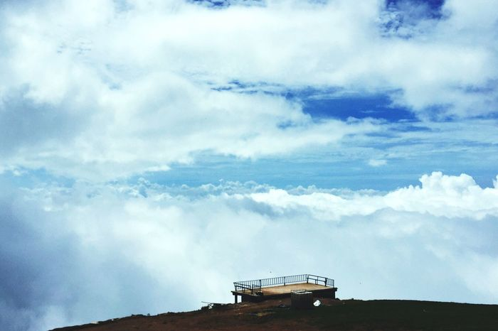 Viewpoint Heaven Over The Clouds Somewhere Over The Rainbow Clouds And Sky In The Fog In The Clouds High Hills Mountains Alone Lonely Nature Naturelovers The Great Outdoors Thailand Trekking Get High Bright Freshness Chilling Weather Feel The Journey