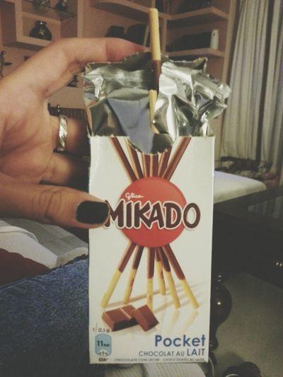 Mikado lover.