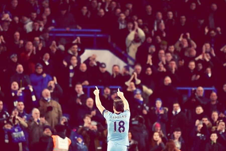 Lampard Nostalgic  Legend