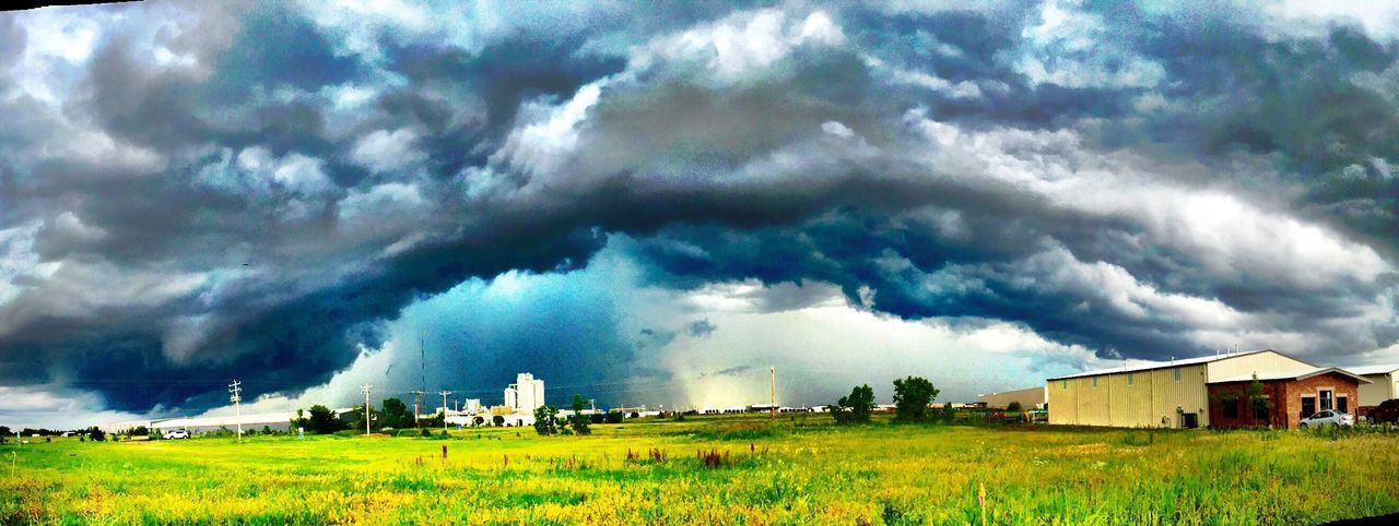 Edmond Oklahoma  Rain Thunderstorm Nature_collection Clouds Sky First Eyeem Photo