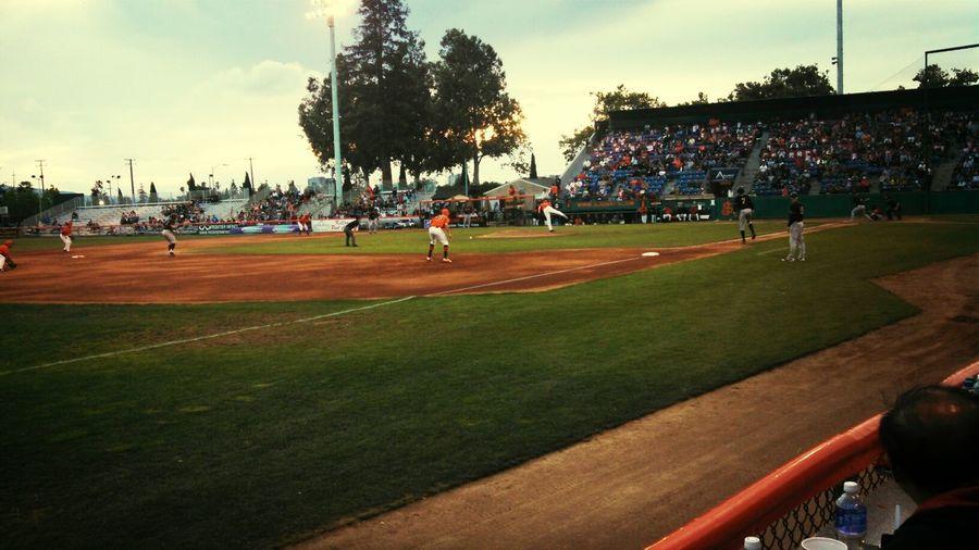Baseball is the best part of life San Jose, Ca San Jose Giants