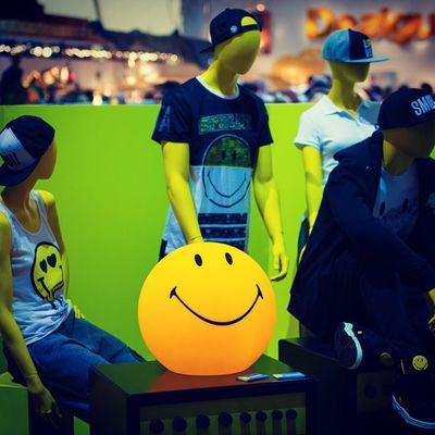 Smiley. #bbb #bbb2014 #fashion #fashionweek #smiley