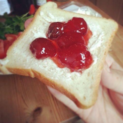 Strawberry Jam Cream Marmalade
