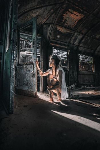 Abandoned Urbexphotography Light And Shadow Shadows & Lights Abandoned Buildings EyeEm Best Shots EyeEm Gallery Portrait Of A Woman Colors Women Lostplaces Lost EyeEm Selects Sonyalpha Portrait Of A Woman Vscocam VSCO Young Women Portrait Fashion Model Dancing Beautiful People Dancer Ballet Dancer EyeEmNewHere
