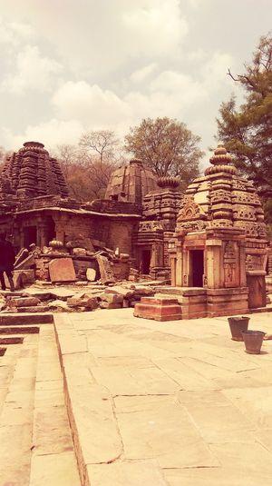 Gwalior Bhatreshwar Temple Complex