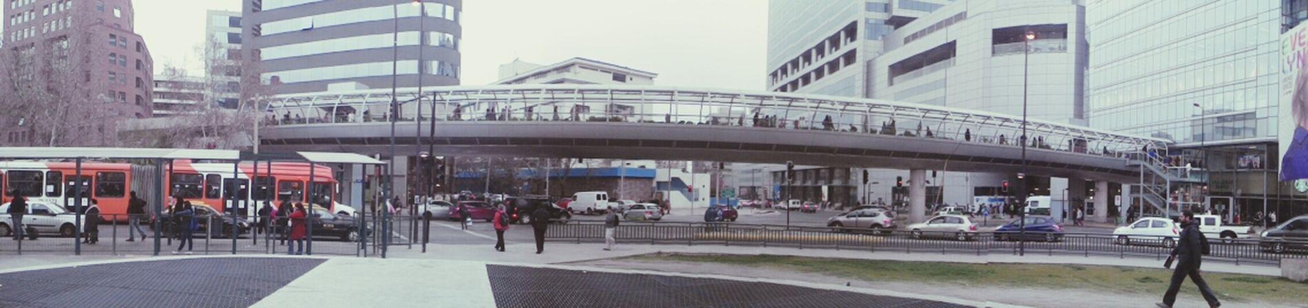 Costanera Center Mall Paseo Bicicleta de paseo en bici por Santiago
