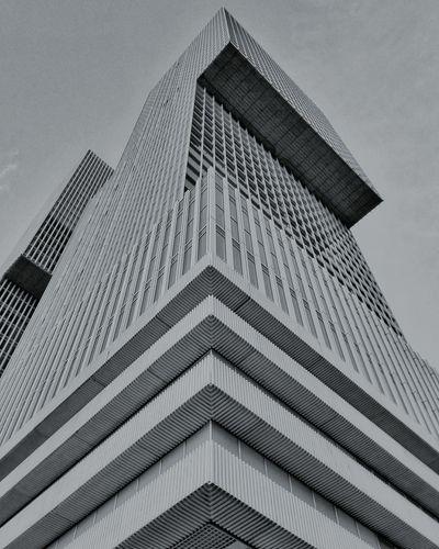 Amazing Architecture Minimalarchitecture Architecture_collection Discovering Great Works EyeEmBestPics EyeEmbestshots Rotterdam Architecture_bw EyeEm Masterclass Skyhigh