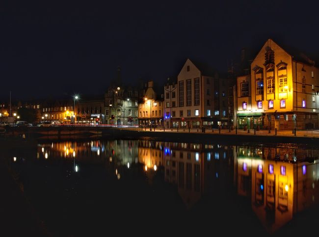 Leith Scotland at night EyeEm Best Shots Urban Landscape Night Lights Nightshot Night Photography Old Buildings Reflections In The Water Scotland Leith Architecture_collection Buildings & Sky Night Building Exterior Architecture Built Structure Illuminated Reflection #urbanana: The Urban Playground Nightlife Residential District Outdoors Travel Destinations Nature River No People Waterfront Building Sky City Water