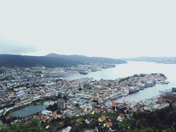 Bergen Fløien