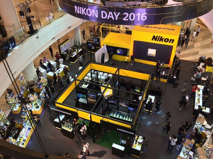 Nikon Nikon Day 2016 Tradeshow