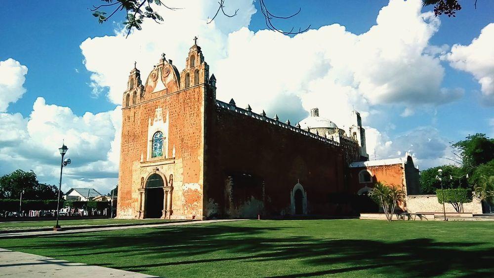 Architecture Iglesia History Yúcatan Ticul, Yucatán. Church