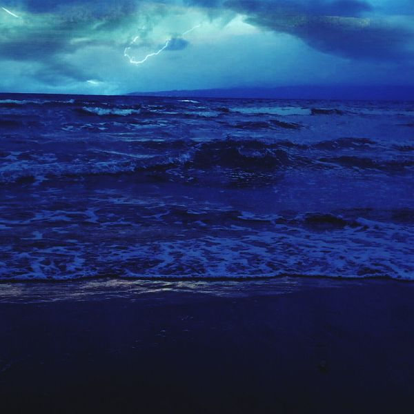 ThunderStorm⚡ Lightning Storm Travelling Beachphotography Enjoying Life Relaxing be amaze of your home...created by God