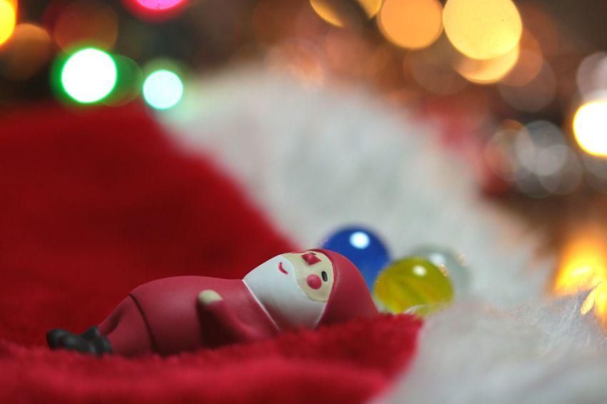 忙しくなる前は一休み💖 Xmas サンタクロース Christmas
