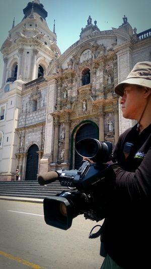 Cameraman CameraMan Cyti  Catedrales