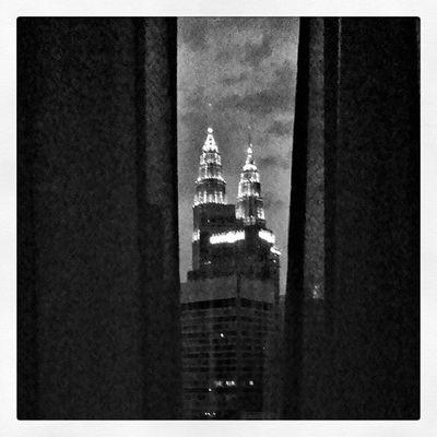 Malaysia Kl Klcc PatronusTower Nightlife Bnw Cityscape Instamood Instago Instahub Instagramhub Agaz Kazi Tahsin Apurbo