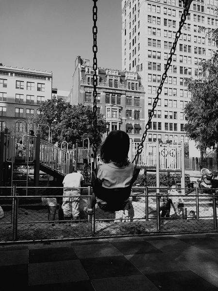 New York NYC Street Manhattan CentralPark NYC LIFE ♥ NYC Skyline Black And White NYC Photography