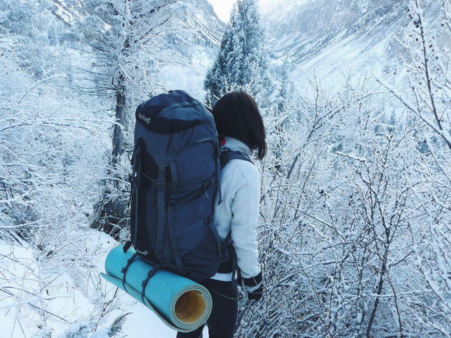 Winter? ? No it was autumn days Snowcapped Mountain Snow ❄ Mountain Hiking Mountaineering Mountain Lover Discover  Mountains Hikingadventures Trekking Explore Hike