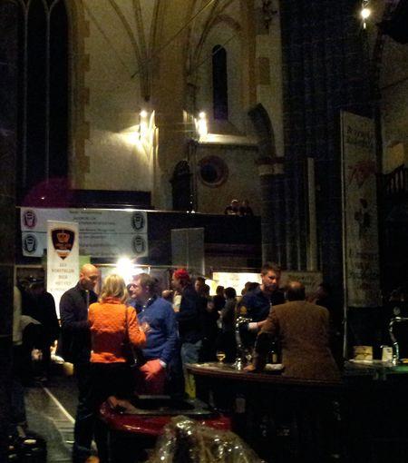 Groningen Bierfestival Martinikerk Bierfestival