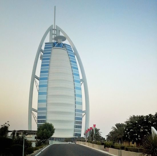 Burj Al Arab City Modern Travel Destinations Clear Sky Business Finance And Industry Cityscape Architecture Office Outdoors Skyscraper No People Day EyeEm Best Shots Dubai United Arab Emirates Architecture Burjalarab Burjalarabhotel Hotel