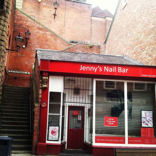 Jenny's  Stockport Nail Bar
