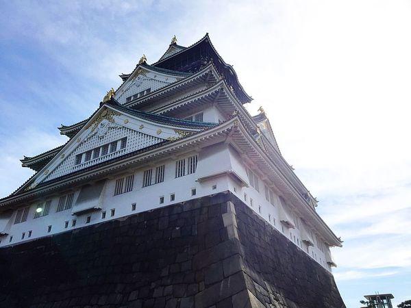 大阪城 Castle