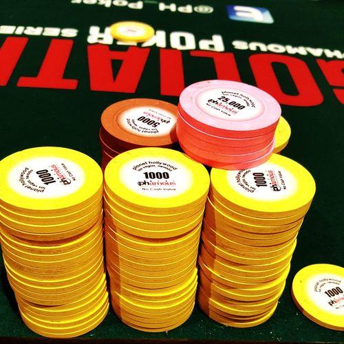 Ring Chasing Pokerlife Poker Chips Las Vegas VEGAS🎲 Planet Hollywood Wsopc Daily Grind