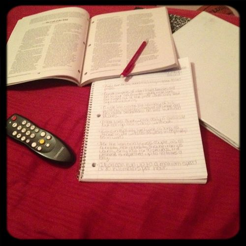 Homework Flow. Didnt Have School Today !!