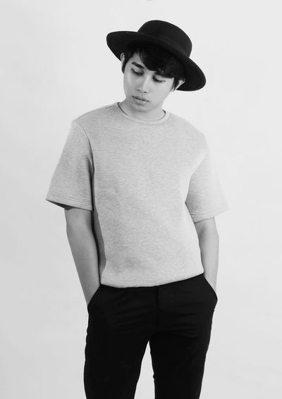 Casual Clothing Fashion Hands In Pockets Hat One Person Portrait Standing Studio Shot Three Quarter Length White Background Young Adult The Week On EyeEm