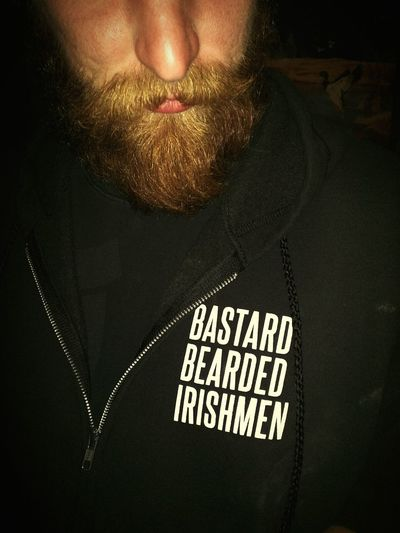This Beard Speaksforitself. Mybrother .