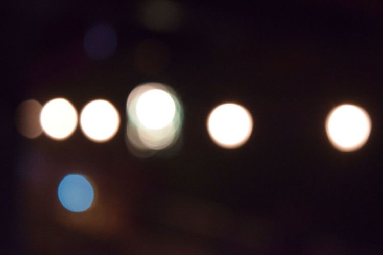 Illuminated Night Defocused Shiny Abstract No People Close-up Indoors  Bookeh Effect Fine Art BYOPaper!