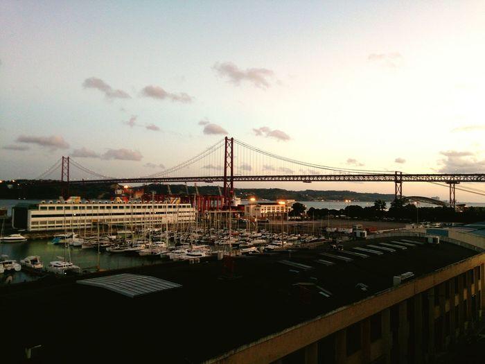 Museu Oriente Roof Ponte 25 De Abril Lisboa Lisbon